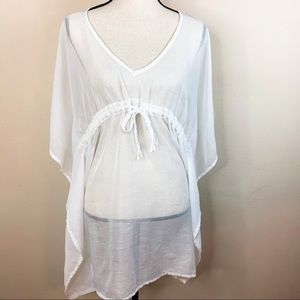 Echo Butterfly Swim Cover Up